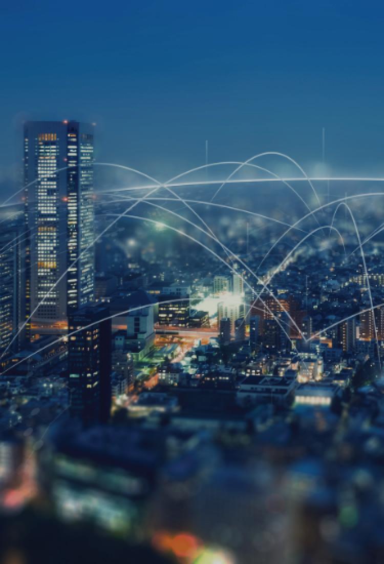 通信業界の未来を創造する Creating the future of the telecommunications industry